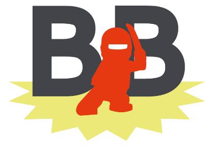B&B Spielwaren-Logo