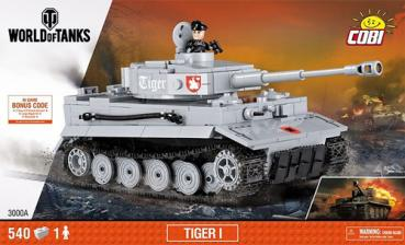 COBI 3000A Tiger I World of Tanks