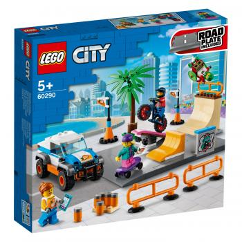 LEGO® City Community 60290 Skate Park