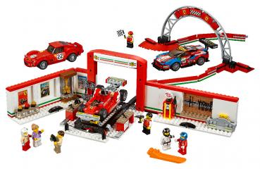 LEGO® Speed Champions 75889 Ferrari Ultimative Garage