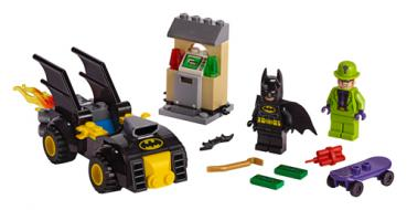 LEGO® DC Comics Super Heroes 76137 Batman™ vs. der Raub des Riddler™
