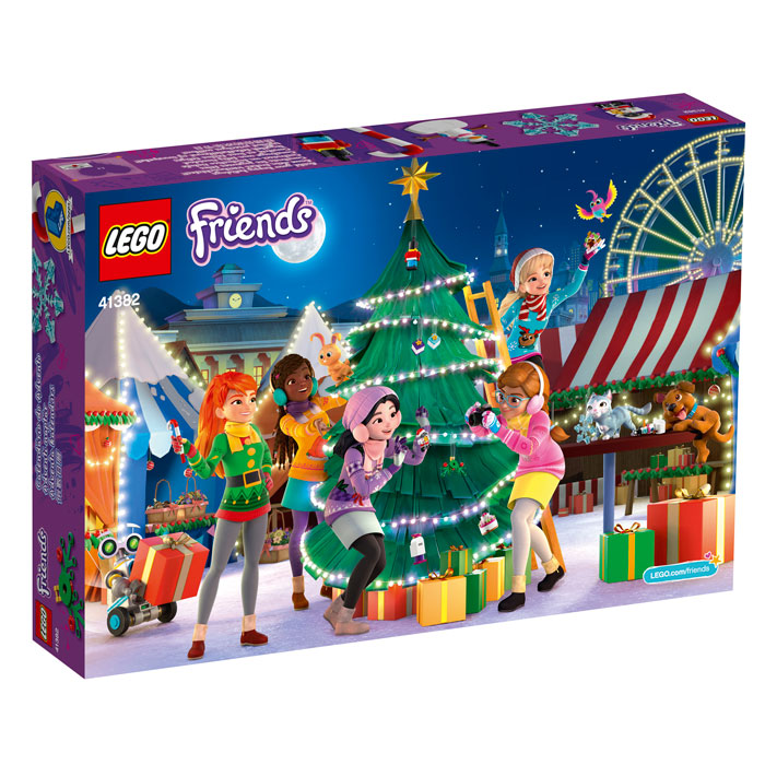 Weihnachtskalender Lego Friends.Lego Friends 41382 Lego Friends Adventskalender