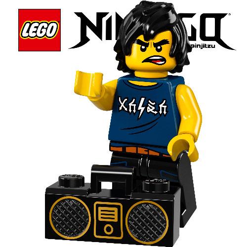 Lego Ninjago Movie Minifigures 71019 Cole 08