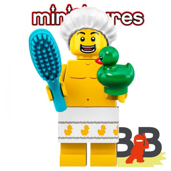 LEGO® Minifigures 71025 Serie 19 No 02 - Shower Guy