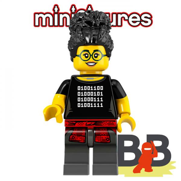 LEGO® Minifigures 71025 Serie 19 No 05 - Lady Programmer