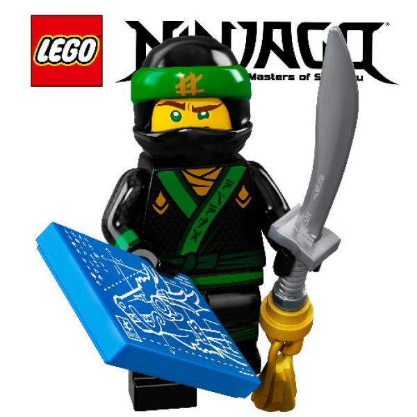 LEGO® Ninjago Movie Minifigures 71019 Lloyd 03