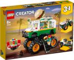 LEGO® Creator 31104 Burger-Monster-Truck