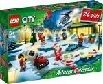 LEGO® City Town 60268 Adventskalender