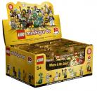 LEGO® Minifiguren LEGO MOVIE  - 71001 - Thekendisplay (á 60 Tüten)