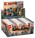 LEGO® Ninjago Movie Minifigures 71019 Thekendisplay (á 60 Tüten)