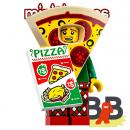LEGO® Minifigures 71025 Serie 19 No 10 - Pizza Guy